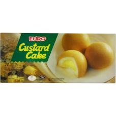 05.30400 - EURO CUSTARD CAKE 12x6x24g