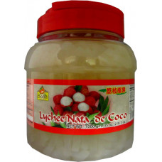 10.21017 - BOLLE LYCHEE JELLY 12x1kg