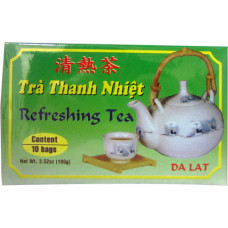 15.30015 - DRAGON REFRESHING TEA 50x100gr