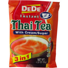 15.33000 - DEDE THAI TEA 3in1 30x12x35