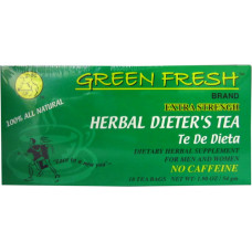 15.43000 - GF DIET TEA 36x18x1.90oz