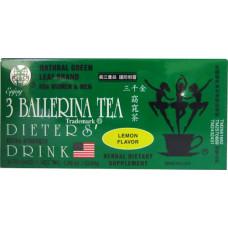 15.64511 - 3B DIET TEA (LEMON) 36x18x1.8