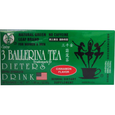 15.64513 - 3B DIET TEA (CINN) 36x18x1.8oz