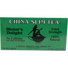 15.87003 - TP CHINA SLIM TEA 36x20x1.76oz