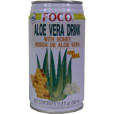 20.30011 - FOCO ALOE VERA DRINK 24x11.8oz