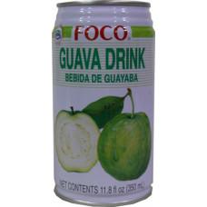 20.30014 - FOCO GUAVA DRINK 24x11.8oz