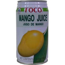 20.30023 - FOCO MANGO JUICE 24x11.8oz
