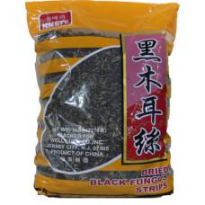 25.00805 - DRIED BLACK FUNGUS STRIP 5lbs