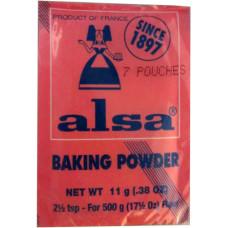 35.20100 - ALSA BAKING POWDER 18x8x11g