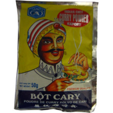 35.80200 - VCO IND CHEF CURRY PWDR 15x50g