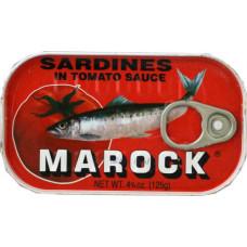 45.60300 - MAROCK SARDINES 100x125g