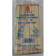 "70.43006 - GE BAMBOO SKEWER 6"" 100x100pcs"