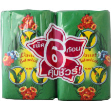 75.70003 - PARROT BOT GREEN SOAP 144pcs