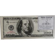 80.00013 - JOSS PAPER (GIAY DOLLAR) 10Set