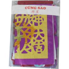 80.00406 - JOSS PAPER (CUNG SAO) 1pkg