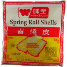 99.92000 - WC SPRING ROLL SHELLS 40x11oz